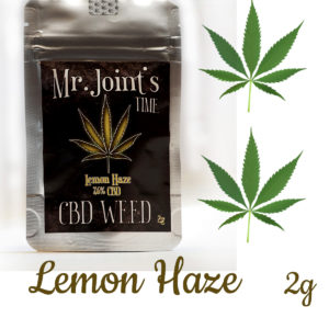 CBD Lemon Haze 7.6% CBD 2g SUSZ KONOPNY CANNABIS SATIVA