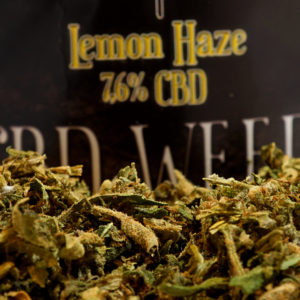Joint's Time Lemon Haze CBD 7.6% 10g SUSZ KONOPNY CANNABIS