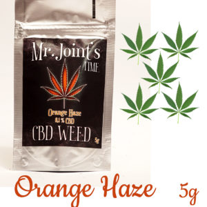 CBD Orange Haze 8.1% CBD 5g SUSZ KONOPNY CANNABIS