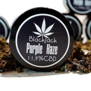 CBD Purple Haze 11,9% 1g SUSZ KONOPNY CANNABIS