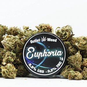 Susz CBD 9,8% 1g Euphoria