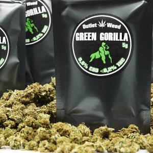 Susz CBD 5g Green Gorilla 5g
