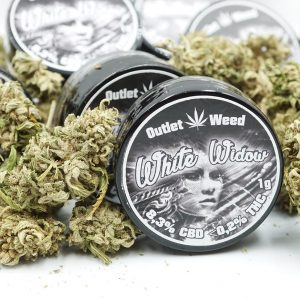 Susz CBD 8,3% 1g  White Widow